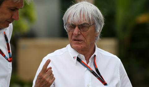 Oficial: Bernie Ecclestone, despedido de la Fórmula 1
