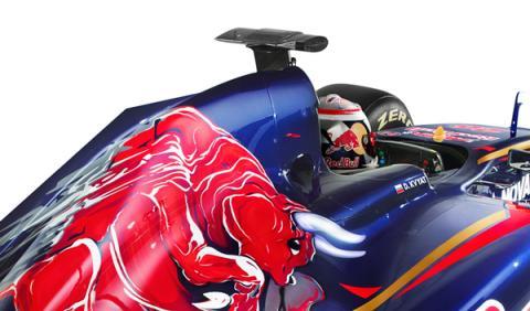 Las pantallas LCD llegan a los volantes de Fórmula 1