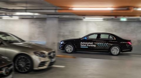 Parking Bosch
