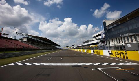 Parrilla - GP Hungría 2013