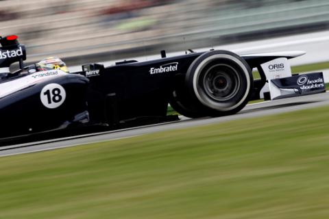 Pastor Maldonado - Williams - GP Alemania 2012