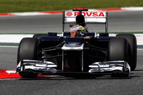 Pastor Maldonado - Williams - GP Espana 2012