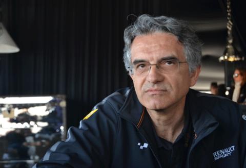Patrice Ratti - Director de Renault Sport