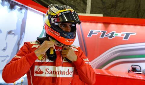 Pedro de la Rosa deja Ferrari y es sustituido por Vergne