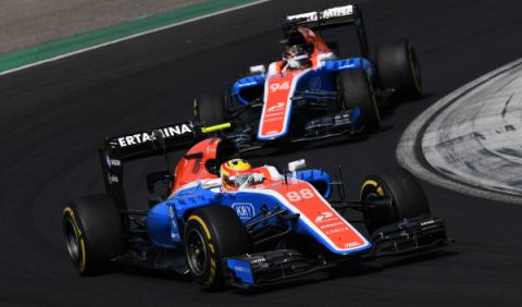 Peligra el asiento de Rio Haryanto para el GP de Alemania