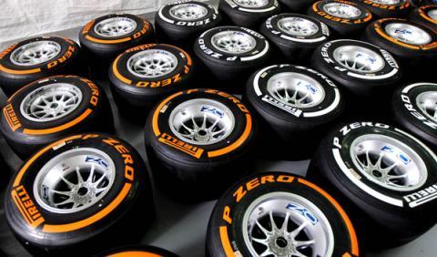 Pirelli descarta problemas en los neumáticos de Spa