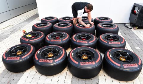 Pirelli elige los neumáticos para el GP Australia 2016