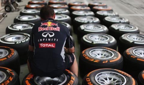 Pirelli - Red Bull