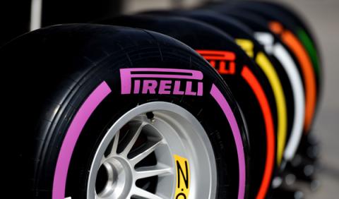 Pirelli trabaja en los neumáticos de 2017 en Fiorano