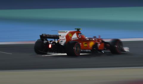 Polémica por el fondo plano del Ferrari SF70H