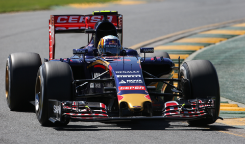 Positivo debut de Sainz en Australia. Merhi, a la espera
