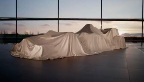 Presentacion McLaren Mp4-28