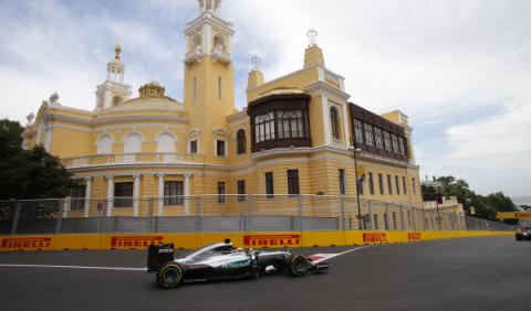 Previo GP Azerbaiyán 2017: velocidad, igualdad y sanciones