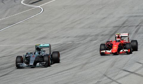 Previo GP China F1 2015: ¿Mercedes o Ferrari?