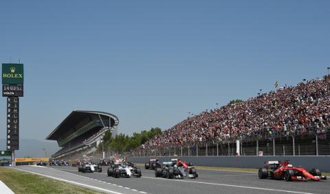 Previo GP España F1 2016: ¡La F1 corre en casa!