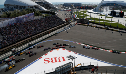 Previo GP Rusia F1: Vettel luchará en territorio Mercedes