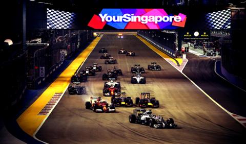 Previo GP Singapur 2015: cae la noche, arrancan los motores