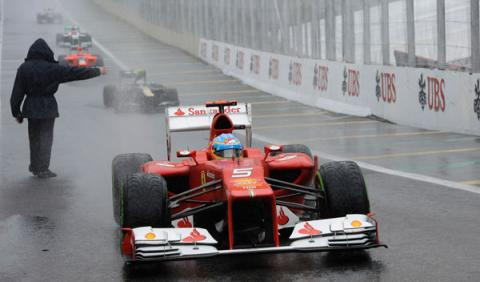 Prevision tiempo - GP Brasil 2013