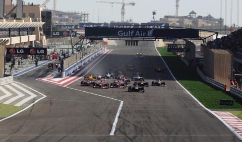 La primera curva de Bahrein se llamará Schumacher