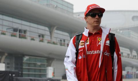 ¿Qué le pasa a Kimi Räikkönen?