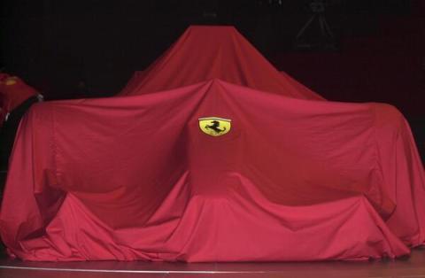 ¿Quieres elegir el nombre del nuevo Ferrari de F1?