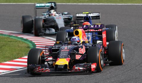 Red Bull-TAG Heuer:  mismo motor con nuevo nombre en 2016