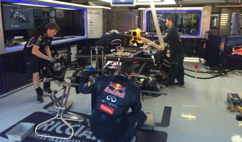 Red Bull se ve más cerca de Mercedes