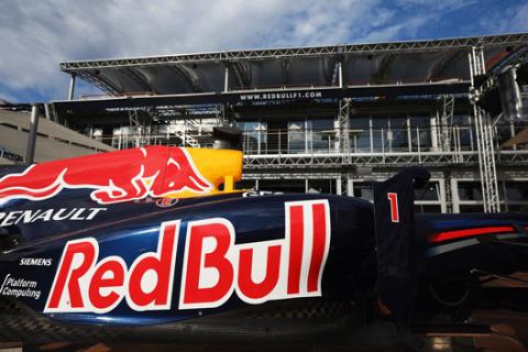RedBull - RB8 - Vettel - Monaco 2012