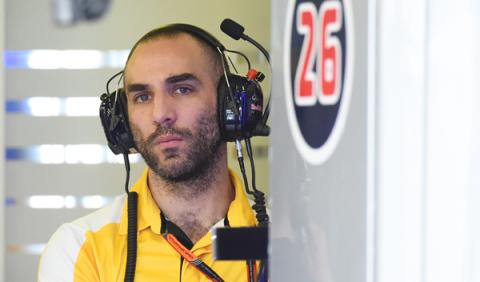 Renault niega la posibilidad de dejar la F1