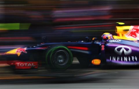 Resumen jueves tests F1 Montmeló 2013:  Webber aprieta
