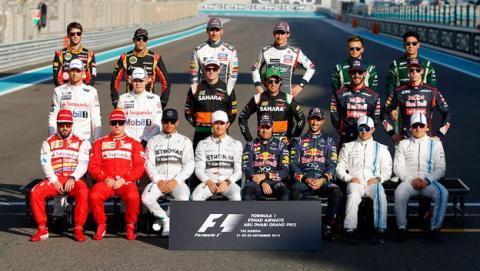 Resumen de la temporada 2014 de Fórmula 1