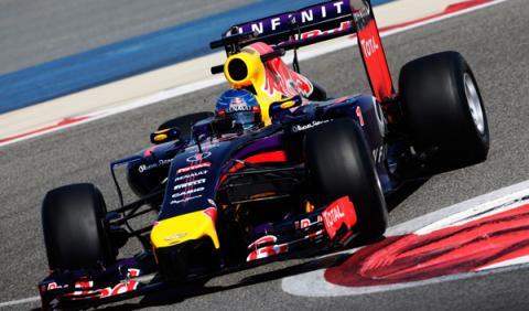 Resumen tests F1 Bahrein 2014, sábado: Vettel sigue KO
