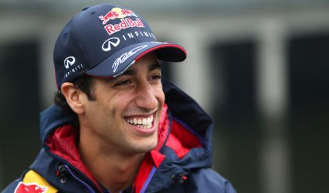 """Ricciardo: """"una de las mejores carreras que he tenido"""""""