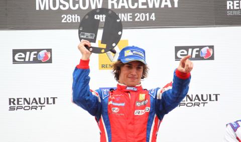 Roberto Merhi participará en el GP Australia 2015 con Manor