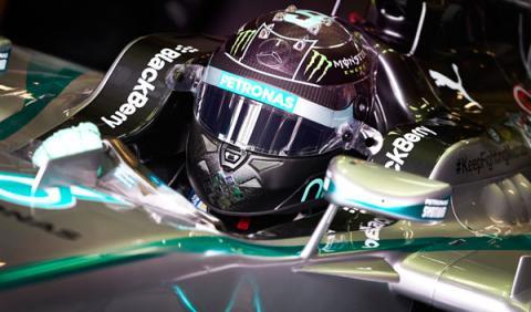 """Rosberg: """"prefiero luchar contra Hamilton por la pole"""""""