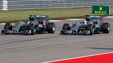 "Rosberg: ""Va a ser un fin de temporada emocionante"""