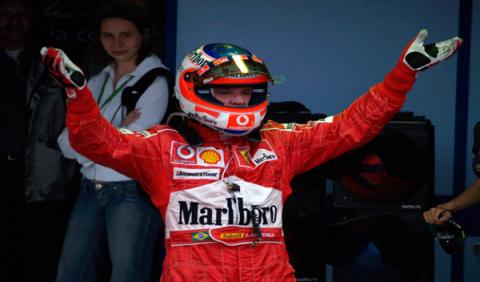 Ruben Barrichello - Ferrari- 2004