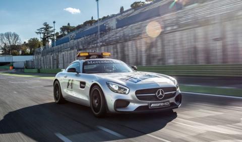 El safety car y el coche médico de la F1 se renuevan