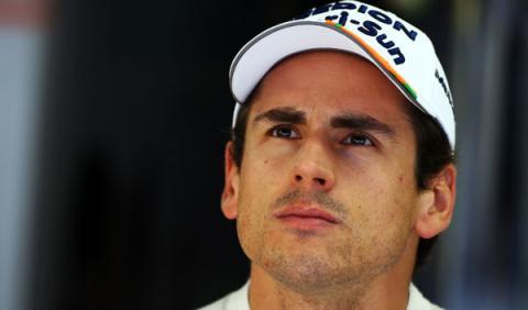 Sauber ficha a Adrian Sutil para 2014