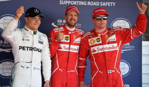 """Sebastian Vettel: """"Ferrari está de vuelta"""""""