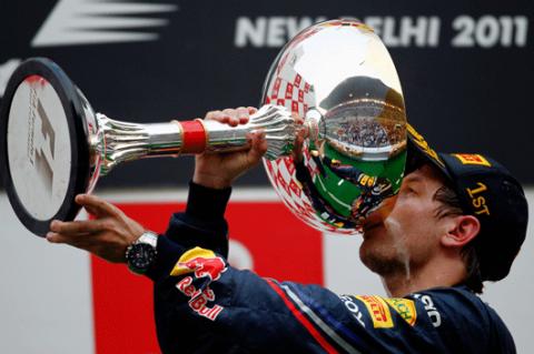 Sebastian Vettel - GP India - 2011