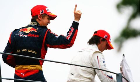 Sebastian Vettel - GP Italia 2008
