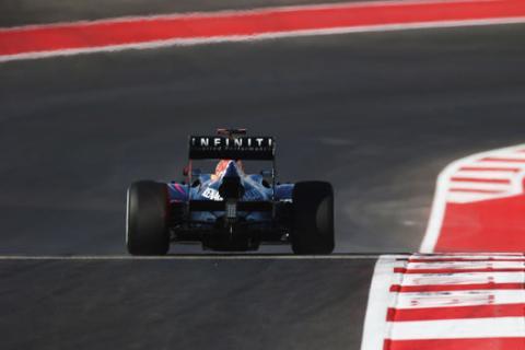 Sebastian Vettel - Red Bull - EEUU 2012