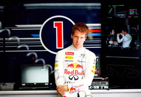 Sebastian Vettel - Red Bull - GP Espana 2012