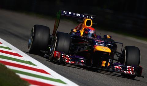 Sebastian Vettel - Red Bull - GP Italia 2013
