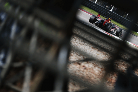 Sebastian Vettel - Red Bull - GP Italia - Monza - 2012