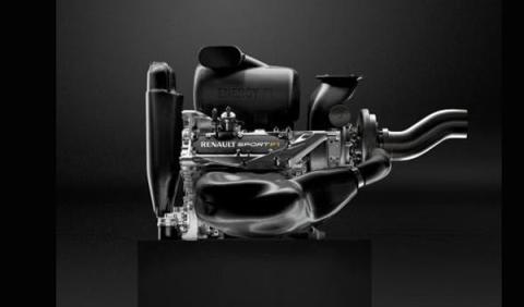 Los secretos del motor Renault de Fórmula 1 2014: Energy F1