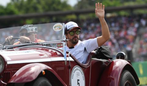 Sensaciones agridulces para Fernando Alonso en Alemania