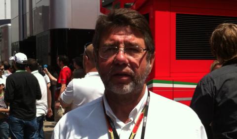 Servià matiza sus polémicas palabras sobre el GP de España