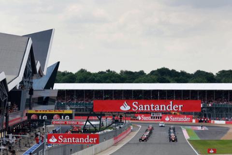 Silverstone - Gran Bretaña - 2011